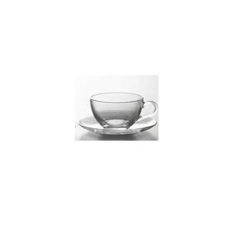 TAZZA VETRO THE BASIC C/P