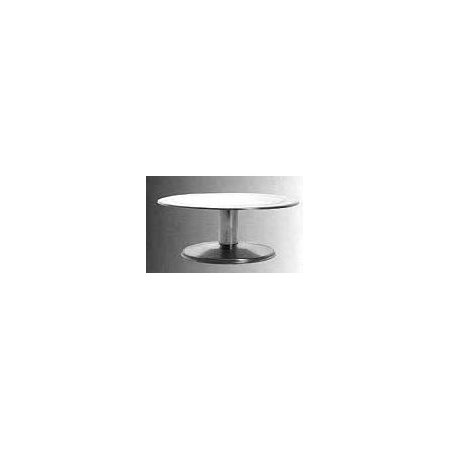 ALZATA DOLCI INOX 18,5 CM.  H.5    5381