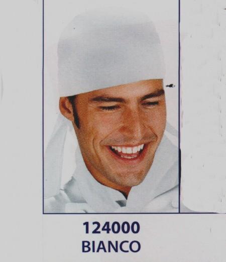 BANDANA BIANCA COT.100%  124000